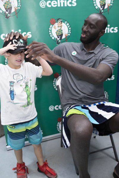picture of tacko and member