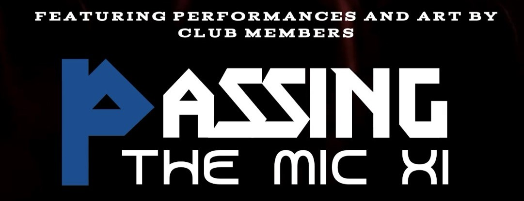 Passing the Mic flyer